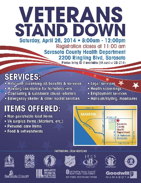 stand down flyer
